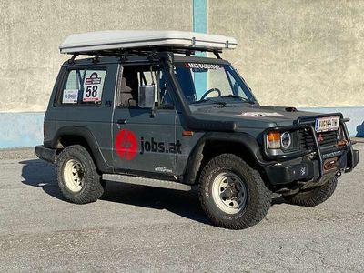 gebraucht Mitsubishi Pajero L044 Turbo Diesel Intercooler SUV / Geländewagen