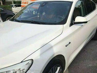 gebraucht BMW 520 Gran Turismo 5er-Reihe Gran Turismo Diesel (F07)