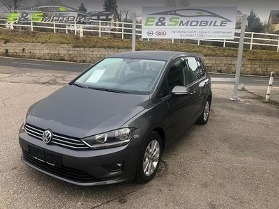 gebraucht VW Golf Sportsvan 1,6 TDI Comfortline, Navi!!