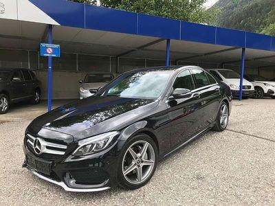 gebraucht Mercedes C200 C-Klassed AMG Line Neuwagenzustand! Limousine