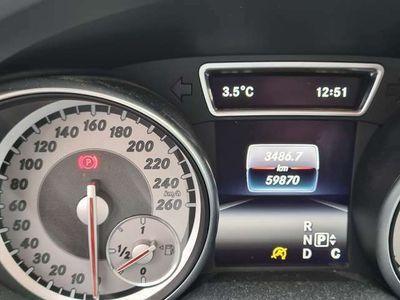 gebraucht Mercedes GLA200 CDI 4MATIC Aut.