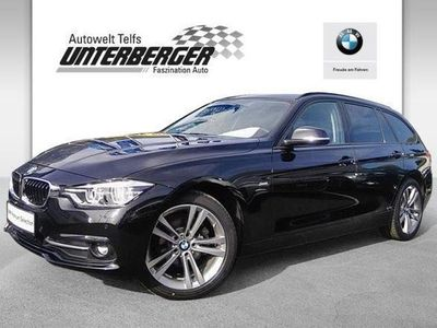 used BMW 318 d touring Sport Line AT