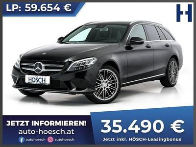gebraucht Mercedes 220 CT Avantgarde 4MATIC Aut.