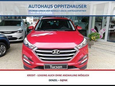 gebraucht Hyundai Tucson 1,7 CRDI Start-Stopp Go DCT Go