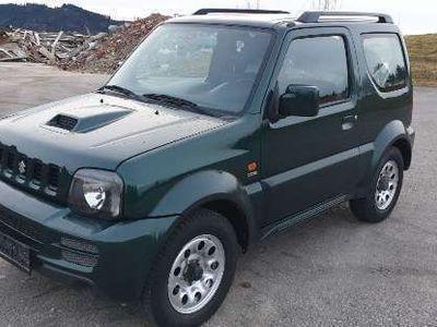 gebraucht Suzuki Jimny 1,5 VX DDiS A2 AB RC VX A2 AB RC
