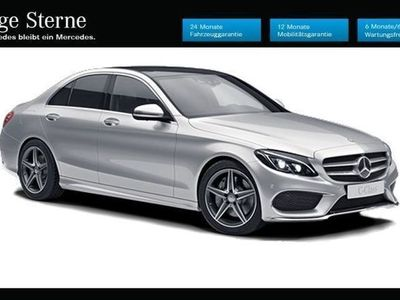 gebraucht Mercedes C220 d Aut.