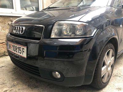 gebraucht Audi A2 Klein-/ Kompaktwagen