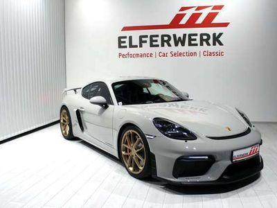 "gebraucht Porsche 718 Cayman GT4 ""Clubsport Edition"""