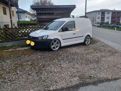 gebraucht VW Caddy Kombi Edition 30 1,6 TDI BMT DPF