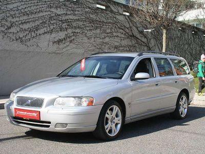gebraucht Volvo V70 2,4 D**Mit Pickerl**Gepflegter Zustand**