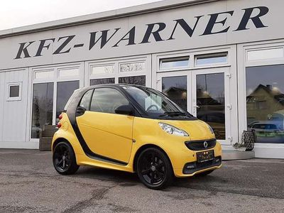gebraucht Smart ForTwo Coupé fortwoCityflame *Standheizung*Navi*SH* Limousine
