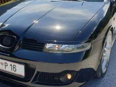 gebraucht Seat Leon 1.8 20V Turbo Cupra R