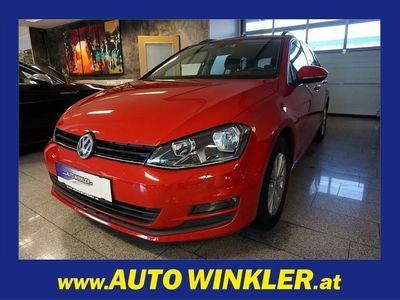 gebraucht VW Golf Variant Rabbit 1,6 TDI Businesspaket/AHV