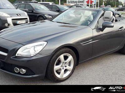 gebraucht Mercedes SLK200 BlueEfficiency Aut.