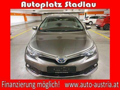 gebraucht Toyota Auris TS 1,8 VVT-i Hybrid Edition 45 *RÜCKFAHRK... Kombi / Family Van