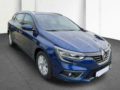 gebraucht Renault Mégane GrandTour TCe 140 EDC Intens SHZ Klima...