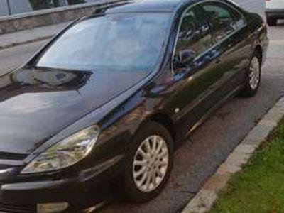 gebraucht Peugeot 607 2,2 HDI