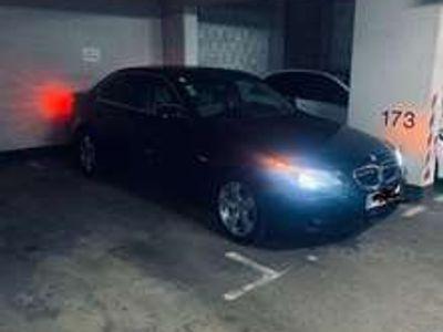 gebraucht BMW 530 5er-Reihe Allrad Diesel (E60) Österreich-Paket Au