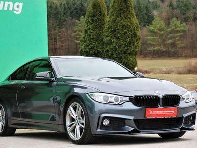 gebraucht BMW 420 4er-Reihe d Coupe /// M performance Sportwagen / Coupé