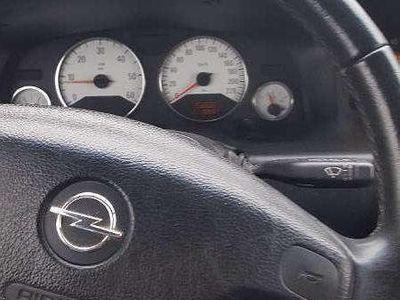 gebraucht Opel Zafira Sportsline Flexx-Pack 2,0 16V DTI Kombi / Family Van,