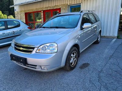 gebraucht Chevrolet Nubira Kombi 1,8 CDX Aut.
