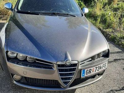 gebraucht Alfa Romeo 159 1,9 JTDSW Kombi / Family Van