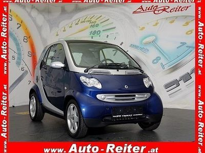 gebraucht Smart ForTwo Coupé passion Softouch *SCHIEBEDACH*