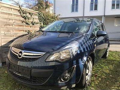 gebraucht Opel Corsa 1.2 ecoFLEX Klein-/ Kompaktwagen,