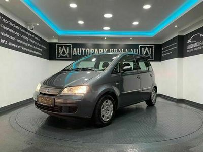 gebraucht Fiat Idea 1,3 16V JTD Multijet Formula Family Kombi / Family Van