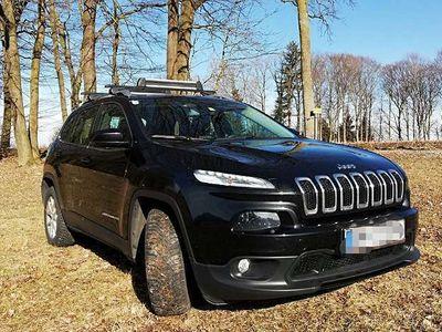 gebraucht Jeep Cherokee SUV / Geländewagen,