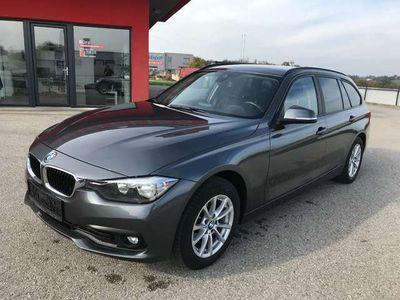 gebraucht BMW 316 d Advantage Touring/ Aut.