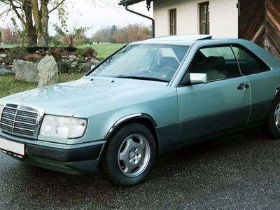 gebraucht Mercedes E300 E-Klasse Mercedes Benz CE w124/c124 1991 Seltene Farbe! Sportwagen / Coupé