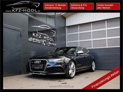 gebraucht Audi RS6 Avant 4,0 TFSI quattro Aut.