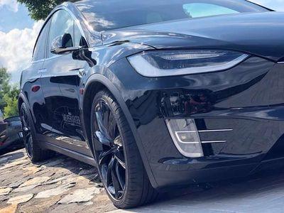 gebraucht Tesla Model X P100D Vollausstattung SUV / Geländewagen