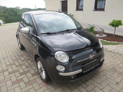 gebraucht Fiat 500 1,2 69 Lounge erst 29000Km !! neues Pickerl !!!