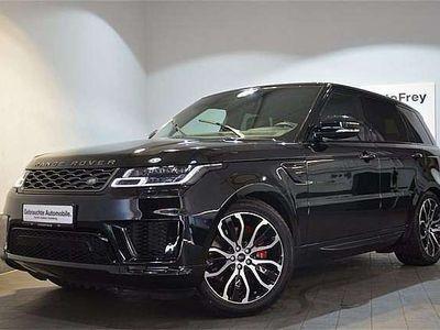 used Land Rover Range Rover Sport 2,0 Si4 PHEV Plug-in Hybrid H... SUV / Geländewagen,