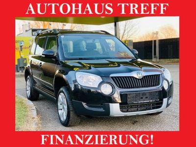 gebraucht Skoda Yeti 4x4 Twenty Ambition 2,0 TDI CR DPF**Sportsitze** SUV / Geländewagen