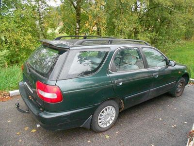 brugt Suzuki Baleno 1.6l Kombi / Family Van,