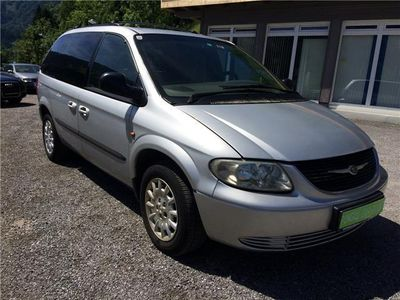 gebraucht Chrysler Voyager 2,5 SE New Business CRD Ds.