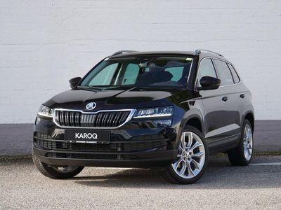 gebraucht Skoda Karoq 4x4 Style TDI Limousine,