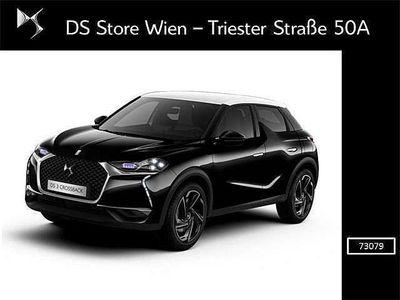 gebraucht DS Automobiles DS3 DS 3Crossback PureTech 130 S&S EAT8 So Chic Aut. SUV / Geländewagen