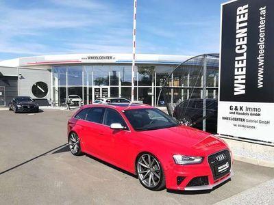 gebraucht Audi RS4 Avant 4,2 FSI quattro * GLASDACH * MOTORSPORTSITZE