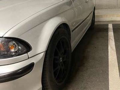 gebraucht BMW 316 3er-Reihe E46 vollausstatung