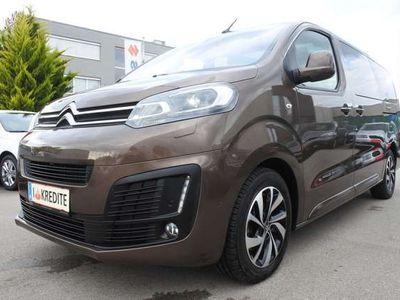 gebraucht Citroën Spacetourer BlueHDI 180+PANO+MASSAGE+7 SITZE+UVM...