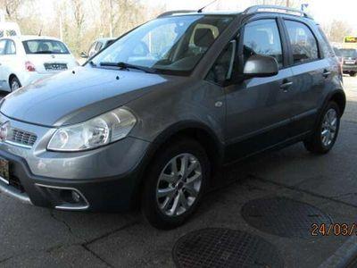 gebraucht Fiat Sedici 1,6 16V 120 Dynamic
