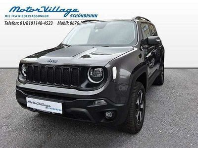 gebraucht Jeep Renegade 1.3 PHEV AT 4xe Trailhawk