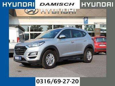 gebraucht Hyundai Tucson 1,6 CRDI 4WD Level 3 DCT Aut. SUV / Geländewagen