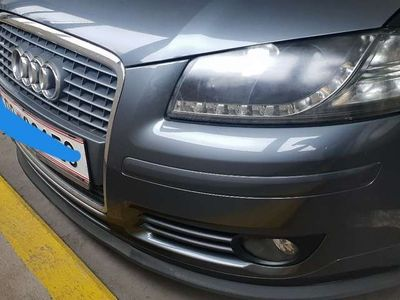 gebraucht Audi A3 Sportback Ambiente 2,0 TDI