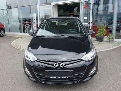 gebraucht Hyundai i20 1,25 Life UpGrade Limousine