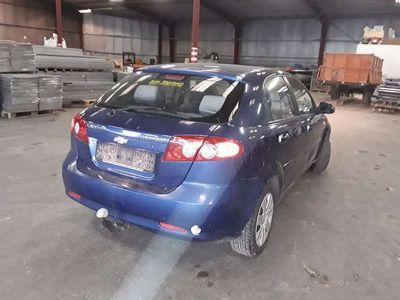 gebraucht Chevrolet Lacetti 1.6 DOHC 5 tg M/T Limousine